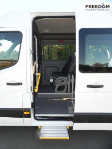 Access Vehicles Australia specialise in Handicap Vans, Disability Buses, Wheelchair Access Vehicle Conversions | RENAULT MASTER BUS WHEELCHAIR ACCESS MODIFICATION - ../../dc/prodimages/RenaultZMasterZFreedomZBusZ10_1.jpg