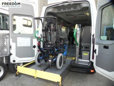 Access Vehicles Australia specialise in Handicap Vans, Disability Buses, Wheelchair Access Vehicle Conversions | RENAULT MASTER BUS WHEELCHAIR ACCESS MODIFICATION - ../../dc/prodimages/RenaultZMasterZFreedomZBusZ8_1.jpg
