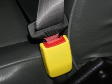 Access Vehicles Australia specialise in Handicap Vans, Disability Buses, Wheelchair Access Vehicle Conversions | STAY-PUT Seat Belt Buckle System - ../../dc/prodimages/STAY-PUT_2__1.jpg