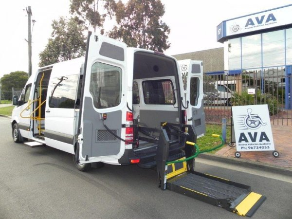 Handicap Vans, Disability Buses, Wheelchair Access Vehicle Conversion Products - COMPLETE VAN & BUS FITOUT SERVICE