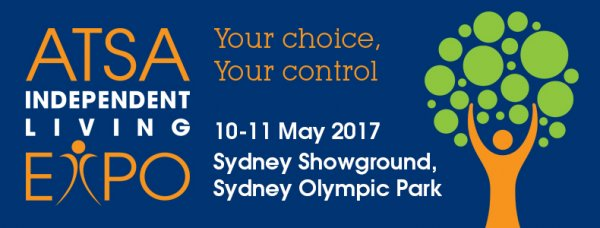 Wheelchair Ramp Accessible Vehicles at Handicap & Disability Shows & Visits - ATSA INDEPENDENT LIVING EXPO 10 - 11 MAY 2017 SYDNEY